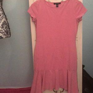 Midi body-con dress